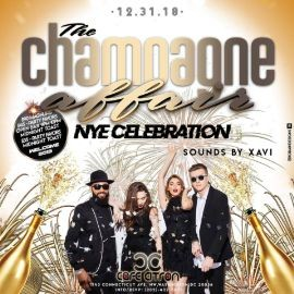 Image for The Champagne Affair NYE Celebration in DC