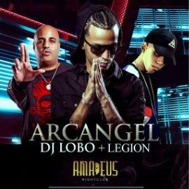 Image for Arcangel La Maravilla Performing Live at Amadeus Nightclub