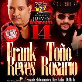 Image for FRANK REYES Y TOÑO ROSARIO EN STERLING,VA