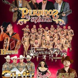 Image for Perdidos de Sinaloa, Banda Rancho Viejo, Los Cuates & Jesus Mendoza en Richmond,CA