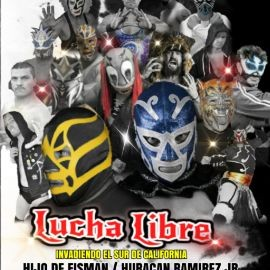 Image for LUCHA LIBRE MEXICANA