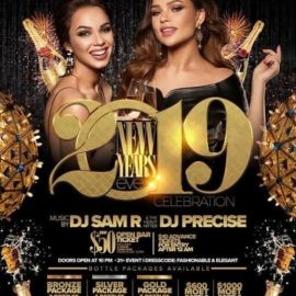 Image for 2019 New Years Eve Celebration At Counter & Bodega