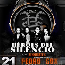 Image for Heroes del Silencio -tributo oficial-