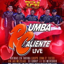 Image for RUMBA CALIENTE VALENTINES DAY PARTY @ VIP LOUNGE MKE