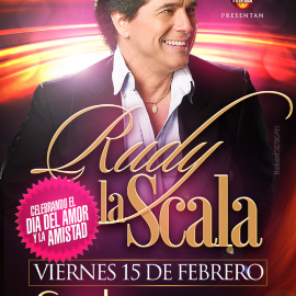 Image for RUDY LA SCALA EN LOS ANGELES