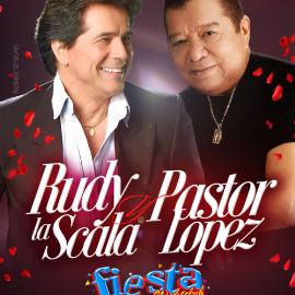Image for RUDY LA SCALA Y PASTOR LOPEZ EN NEW JERSEY