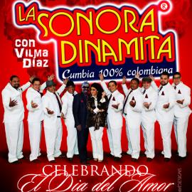 Image for LA SONORA DINAMITA EN LOS ANGELES
