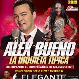 Image for Alex Bueno y La Inquieta Tipica