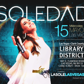 Image for Soledad en Las Vegas