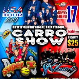 Image for Internacional Carro Show & Super T en Canoga Park,CA