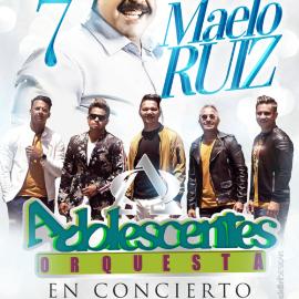 Image for MAELO RUIZ Y ORQUESTA ADOLESCENTES EN ORLANDO
