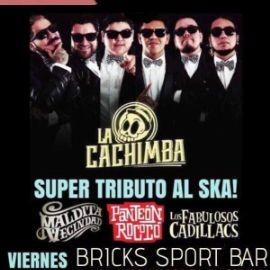 Image for Fabulosos Cadillacs\ Panteón Rococo\ Maldita Vecindad Live Tributes!!