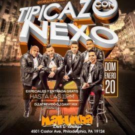 Image for Tipicazo con Nexo en Philadelphia,PA