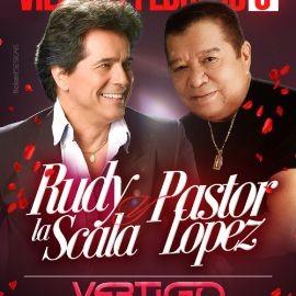 Image for RUDY LA SCALA Y PASTOR LOPEZ EN HOUSTON