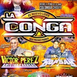Image for La Conga, Victor Perez & Bonsay en Duluth,GA