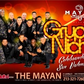 Image for Grupo Niche en Los Angeles,CA