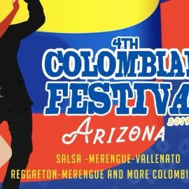 Image for 4th Colombian Festival Arizona