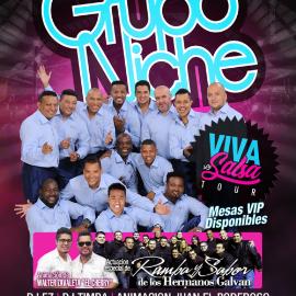 Image for Grupo Niche en concierto !! VIVA LA SALSA TOUR  2019