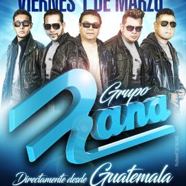Image for GRUPO RANA EN LOS ANGELES