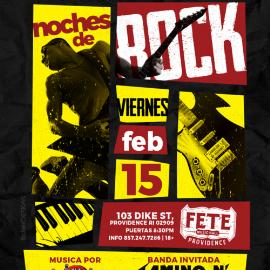 Image for NOCHES DE ROCK