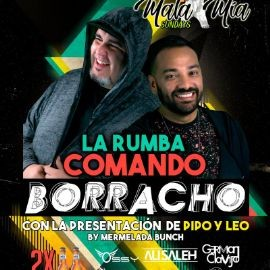 Image for La Rumba Comando Borracho con Pipo & Leo en Orlando,FL