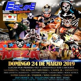 Image for Lucha Libre