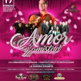 Image for Amor & Amistad con Francisco Lemus y Su Grupo Algodon en Baltimore,MD