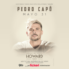 Image for Pedro Capo en Washington DC