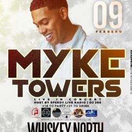 Image for MYKE TOWERS LIVE