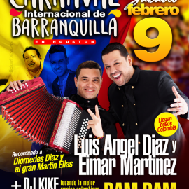 Image for Carnaval Internacional de Barranquilla en Houston,TX