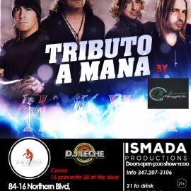 Image for Tributo a Mana en Jackson Heights,NY
