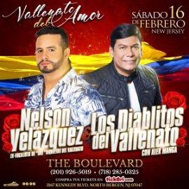 Image for Nelson Velasquez & Los Diablitos del Vallenato en North Bergen,NJ