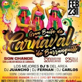 Image for Gran Baile de Carnaval de Barranquilla en Paterson, NJ