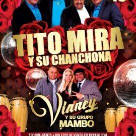 Image for Evolution Presenta: Tito Mira y Su Chanchona + Vianey Y Su Grupo mambo