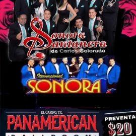 Image for Sonora Santanera y La Sonora en Concierto en el Campo, TX