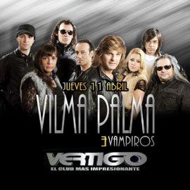 Image for Vilma Palma e Vampiros en Houston,TX