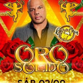 Image for MERENGUE: ORO SOLIDO en CONCIERTO