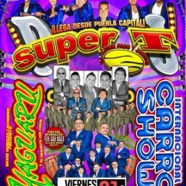 Image for Grupo Super T, Yaguaru, Carro Show en Concierto en Lakewood,NJ