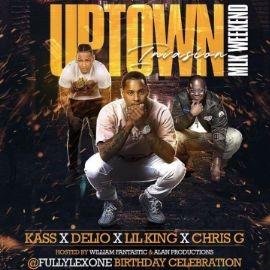 Image for Show Saturdays Uptown Invasion MLK Weekend At Amadeus Nightclub