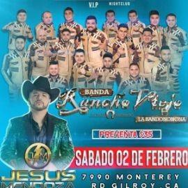 Image for Banda Rancho Viejo, Jesus Mendoza en Concierto en Gilroy, CA