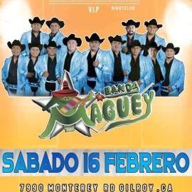Image for Banda Maguey en Concierto en Gilroy, CA