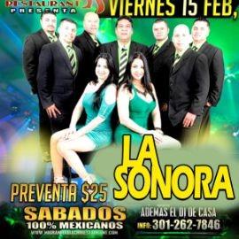 Image for La Sonora en Glenndale,MD