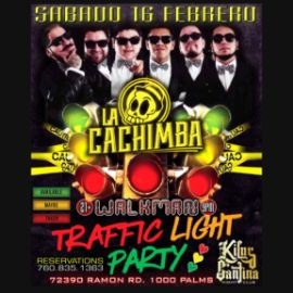 Image for TRAFFIC LIGHT PARTY at KILOS CANTINA