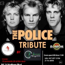 Image for Tributo a The Police en Jackson Heights, NY