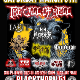 Image for The Call Of Hell Metal Show