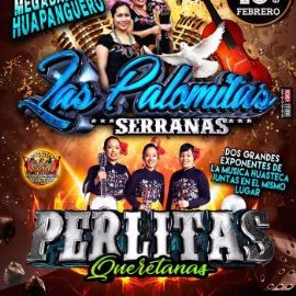 Image for Las Palomitas Serranas Y Perlitas Queretanas en Concierto en Antioch,TN
