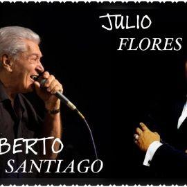 Image for Adalberto Santiago Y Julio Flores en Concierto en Orlando,FL