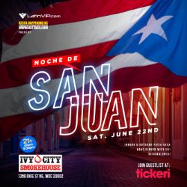 Image for Noche de San Juan en Washington DC
