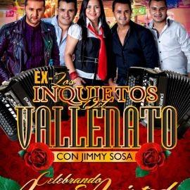 Image for ex Los INQUIETOS del VALLENATO con Jimmy Sosa en GIRAFA'S !!