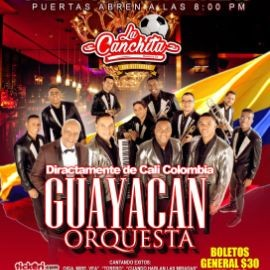Image for Orquesta Guayacan en Danbury,CT